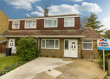 Thumbnail 4 bed semi-detached house for sale in The Hawthorns, Broadstairs