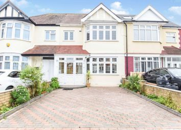 Thumbnail 3 bed terraced house for sale in Headley Drive, Ilford