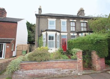 Thumbnail 3 bed end terrace house for sale in Magdalen Road, Norwich