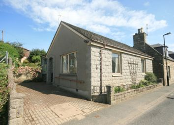 Thumbnail 3 bed detached bungalow for sale in Old Road, Huntly