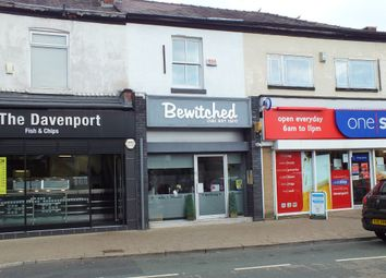 Thumbnail 1 bed flat to rent in Bramhall Lane, Stockport