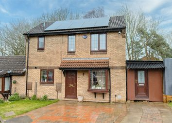 Thumbnail 3 bed semi-detached house for sale in Hammerstone Lane, Danefield, Northampton