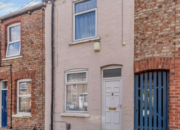 Thumbnail 2 bed terraced house for sale in Finsbury Street, York