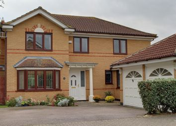 Thumbnail 4 bedroom detached house for sale in Gatewick Lane, Caldecotte, Milton Keynes
