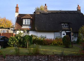 Thumbnail 2 bedroom cottage for sale in Middle Street, Great Gransden, Sandy, Cambridgeshire