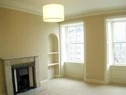Thumbnail 3 bed flat to rent in Portland Place, Edinburgh