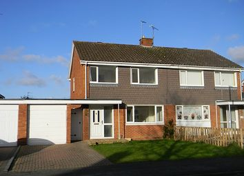 Thumbnail 3 bed semi-detached house to rent in Five Ashes Road, Westminster Park, Chester