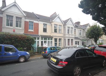 Thumbnail 2 bed maisonette to rent in College Avenue, Mannamead, Plymouth