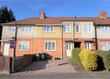 Thumbnail 3 bed terraced house for sale in Church Road, Stourbridge