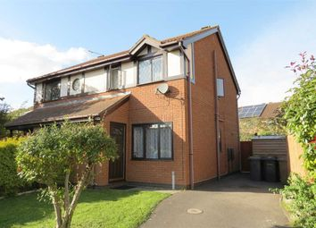 Thumbnail 2 bed semi-detached house for sale in Millers Close, Sleaford