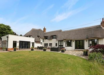 Thumbnail 4 bed cottage to rent in Preston Crowmarsh, Wallingford