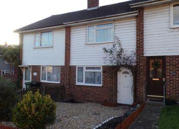 Thumbnail 2 bedroom terraced house for sale in Farmlea Road, Cosham, Portsmouth