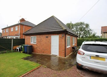Thumbnail 1 bed detached bungalow to rent in Norbeck Lane, Welton, Lincoln