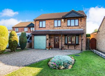 Thumbnail 4 bed detached house for sale in The Graylings, Boston