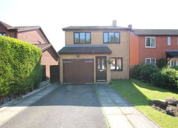 Thumbnail 3 bed detached house for sale in Dominies Close, Rowlands Gill