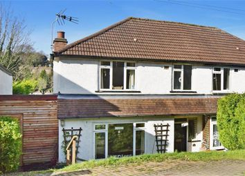 Thumbnail 3 bed semi-detached house for sale in Tillingdown Hill, Caterham, Surrey