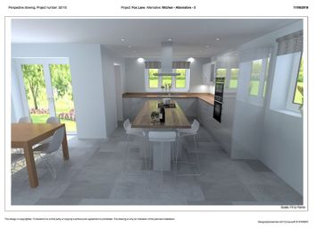 Thumbnail 4 bed detached house for sale in Fox Lane, Blofield, Norwich