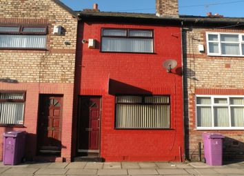 Thumbnail 2 bed terraced house to rent in Bishopgate Street, Liverpool