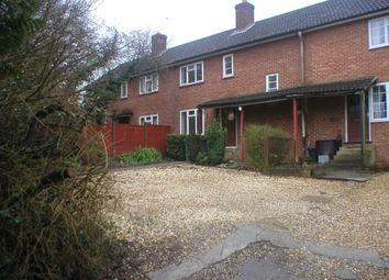 Thumbnail 3 bedroom terraced house to rent in Glebe Close, Tadley