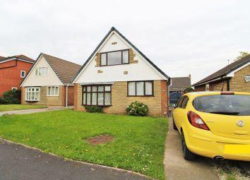 Thumbnail 3 bed detached house for sale in Fletcher Avenue, Tarleton, Preston