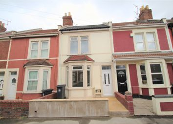 Thumbnail 3 bed property for sale in Highworth Road, St. Annes Park, Bristol