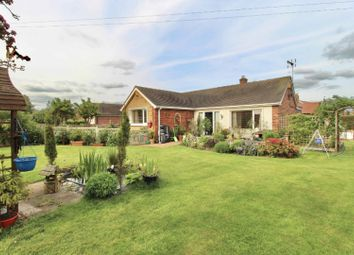 Thumbnail 2 bed detached bungalow for sale in Fox Lane, Thorpe Willoughby