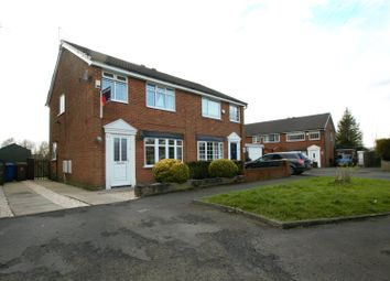 Thumbnail 3 bed semi-detached house for sale in Weir Road, Milnrow, Rochdale, Greater Manchester