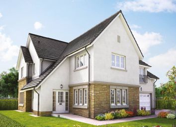 "Thumbnail 5 bed detached house for sale in ""The Lowther"" at North Berwick"