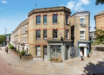 Thumbnail 4 bed flat to rent in Railton Road, London