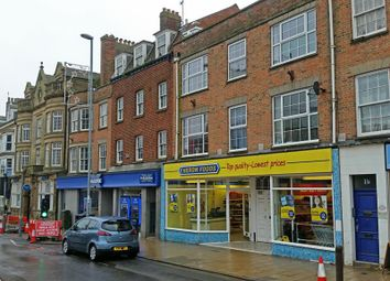 Thumbnail Retail premises for sale in 2-3 Manor Street, Bridlington
