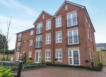 Thumbnail 2 bed flat for sale in The Hawthorn, Parkland Place, Shortmead Street, Biggleswade