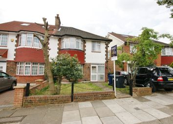 Thumbnail 5 bed semi-detached house to rent in Bowes Road, London