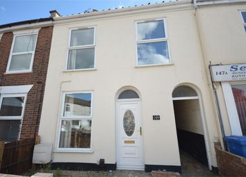 Thumbnail 3 bed terraced house for sale in Magdalen Road, Norwich
