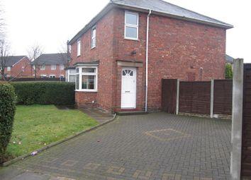 Thumbnail 3 bed semi-detached house to rent in Buxton Road, Erdington, Birmingham