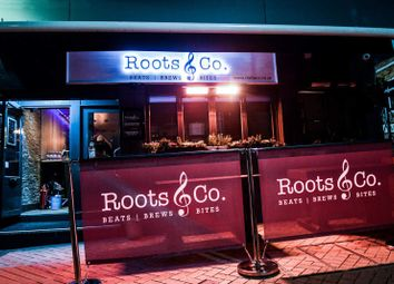 Thumbnail Commercial property for sale in Bar & Restaurant, Bournemouth