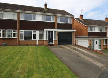 Thumbnail 5 bed semi-detached house for sale in Bear Hill Drive, Alvechurch, Birmingham