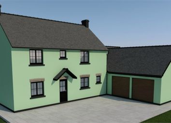 Thumbnail 3 bed detached house for sale in Caerwgan, Aberbanc, Newcastle Emlyn