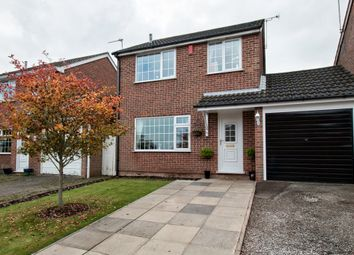 Thumbnail 3 bed detached house for sale in Suthers Road, Kegworth, Derby
