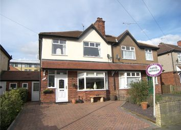 Thumbnail 3 bed semi-detached house for sale in Grange Street, Alfreton