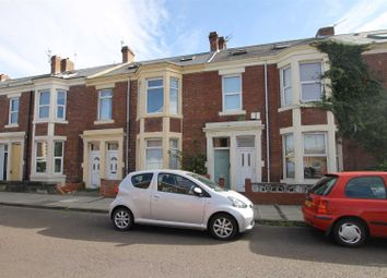 Thumbnail 4 bed maisonette for sale in Second Avenue, Heaton, Newcastle Upon Tyne