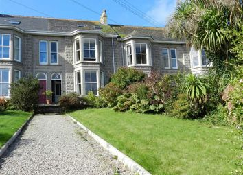 Thumbnail 6 bed terraced house for sale in Albany Terrace, St. Ives