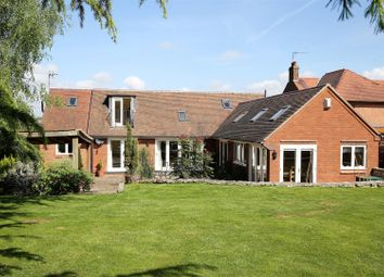 Thumbnail 3 bedroom detached house for sale in Breedon Lane, Tonge