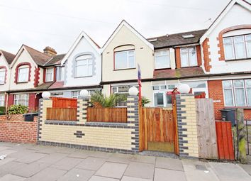 Thumbnail 3 bed terraced house for sale in Creighton Road, London