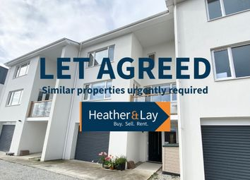 Thumbnail 4 bed terraced house to rent in Penwerris Lane, Falmouth