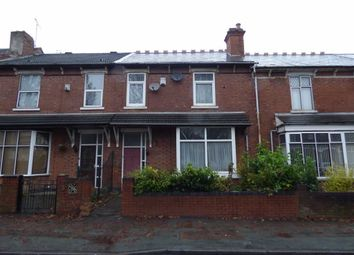 Thumbnail 4 bed terraced house for sale in Lea Road, Wolverhampton, West Midlands