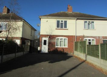 Thumbnail 2 bed semi-detached house to rent in High Street, Polesworth, Tamworth, Staffordshire