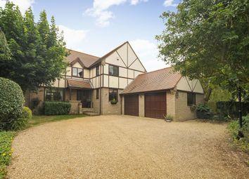 Thumbnail 4 bed detached house for sale in Hamerton Road, Alconbury Weston, Huntingdon