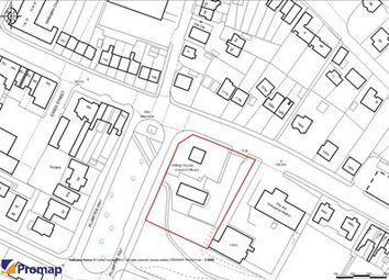 Thumbnail Land for sale in Hill Top House, Nottingham Road, Eastwood, Nottinghamshire