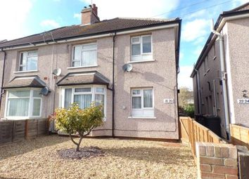 Thumbnail 2 bed flat for sale in Fenlake Road, Bedford, Bedfordshire