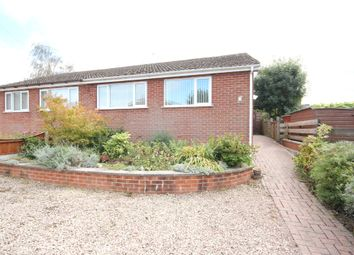 Thumbnail 2 bed semi-detached bungalow to rent in Shady Grove, Hilton, Derby